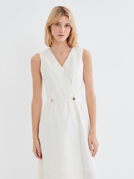 Платье с запáхом - фото 6
