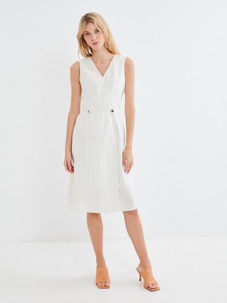 Платье с запáхом - фото 1