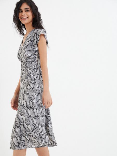 Платье на пуговицах - фото 4