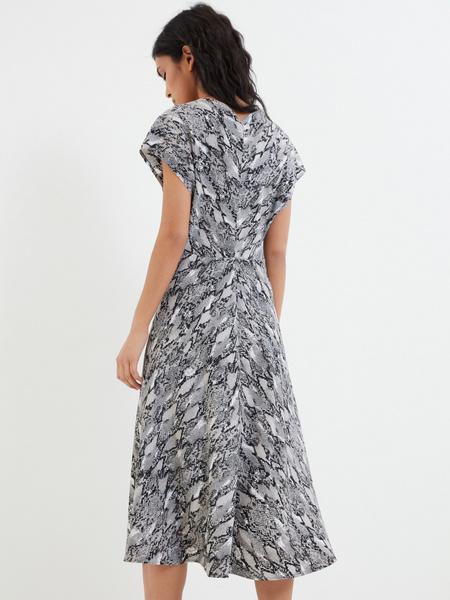 Платье на пуговицах - фото 5