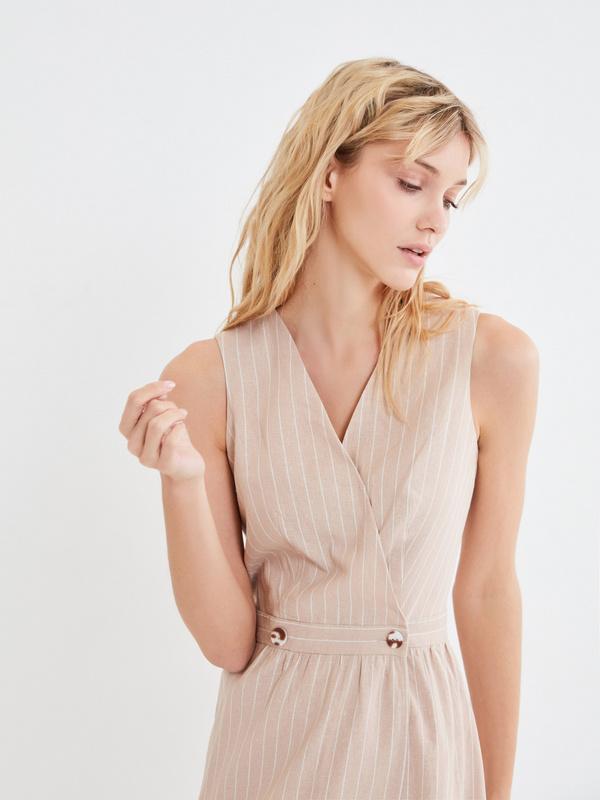 Платье с запáхом - фото 3