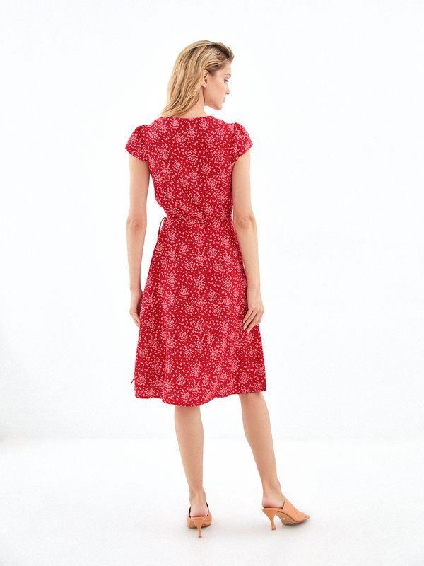 Платье с запáхом - фото 5
