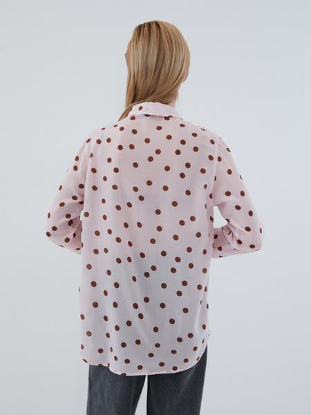 Блузка с карманами - фото 8