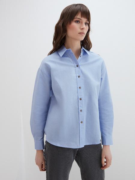 Блузка изо льна - фото 1