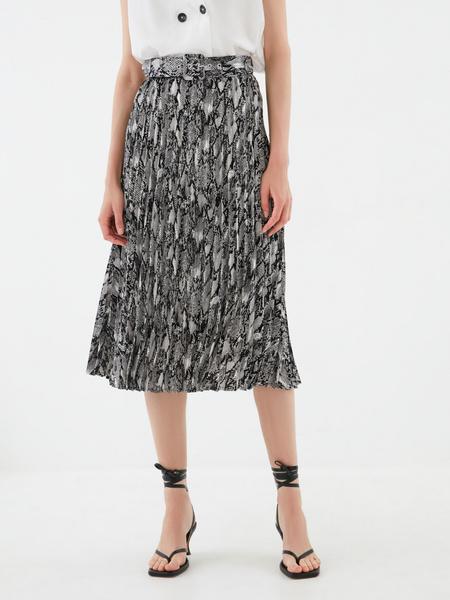 Плиссированная юбка - фото 2