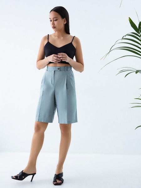 Удлиненные шорты - фото 5