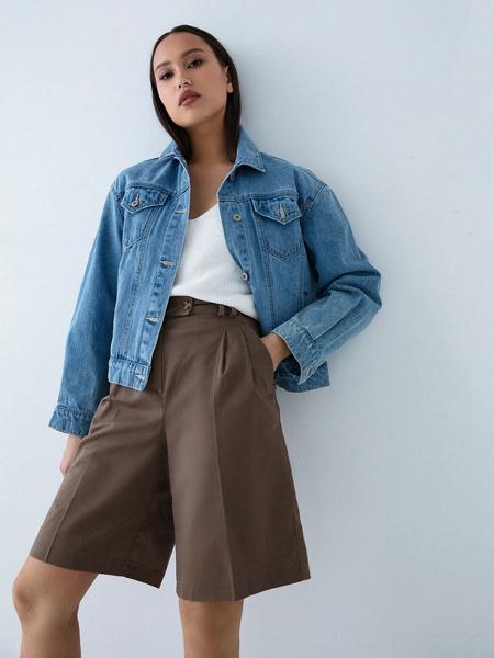 Удлиненные шорты - фото 1