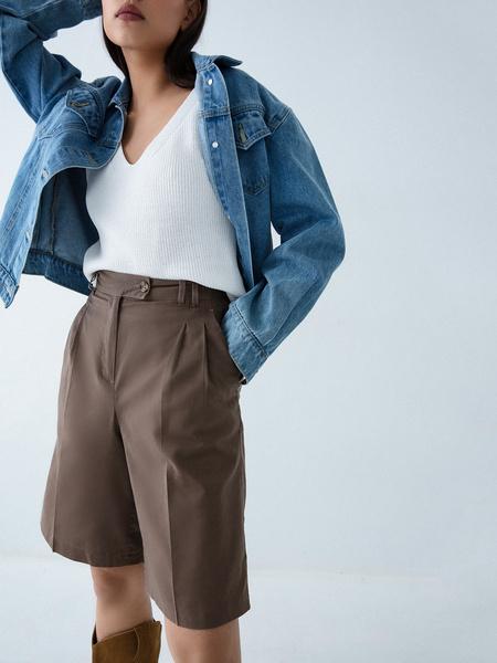 Удлиненные шорты - фото 3
