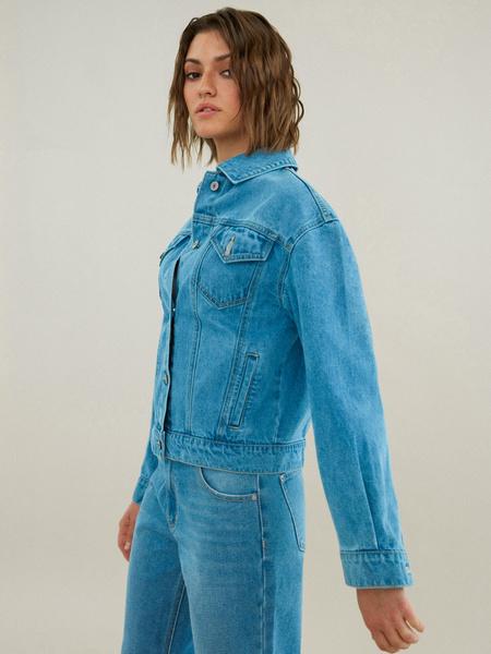 Джинсовая куртка - фото 4