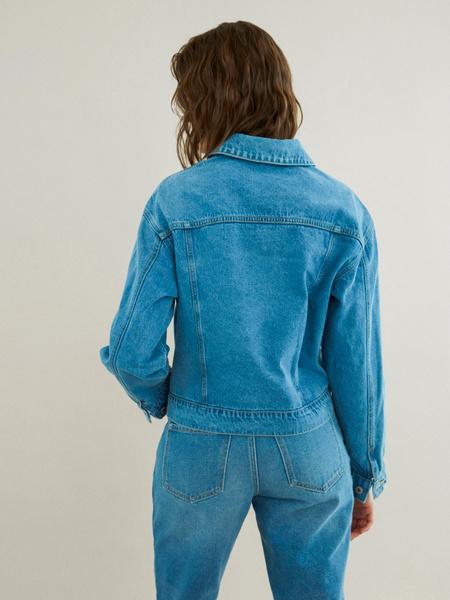 Джинсовая куртка - фото 5