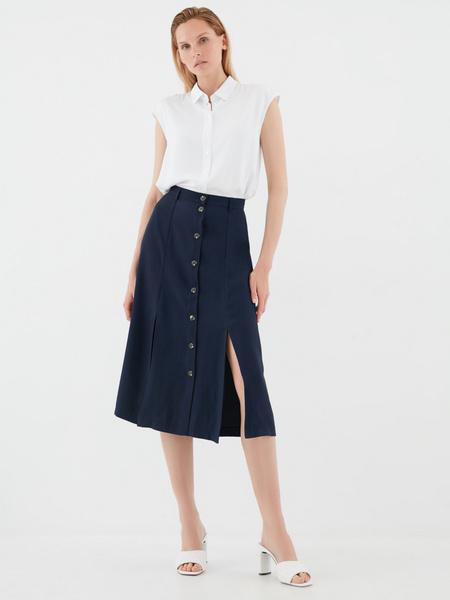 Блузка с коротким рукавом - фото 1