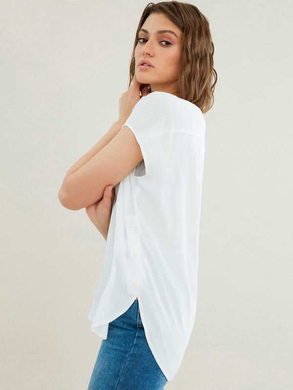 Блузка - фото 3