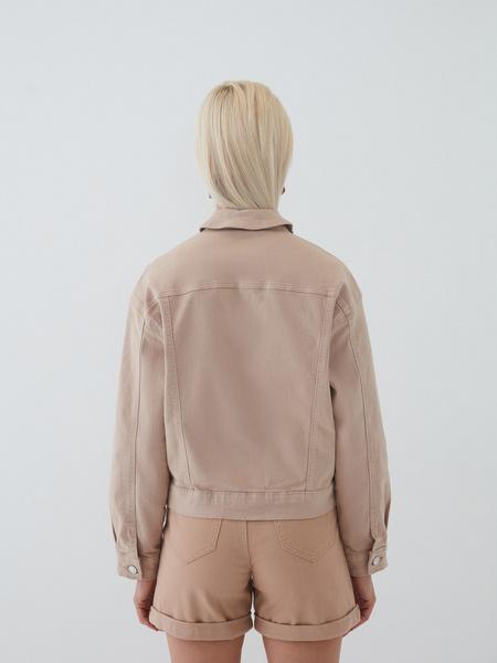 Джинсовая куртка - фото 9