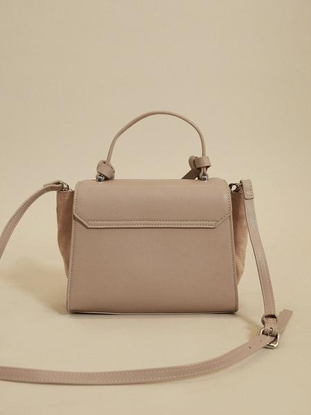Мини-сумка с клапаном - фото 4