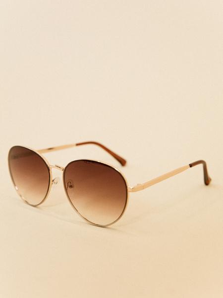 Солнцезащитные очки-авиаторы - фото 3