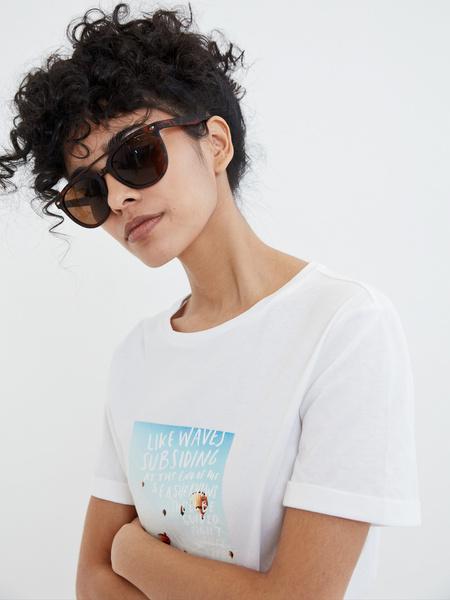 Солнцезащитные очки под камень