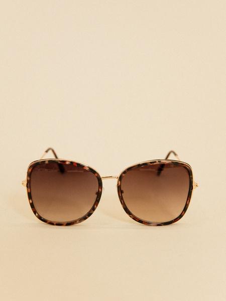 Солнцезащитные очки оверсайз - фото 3