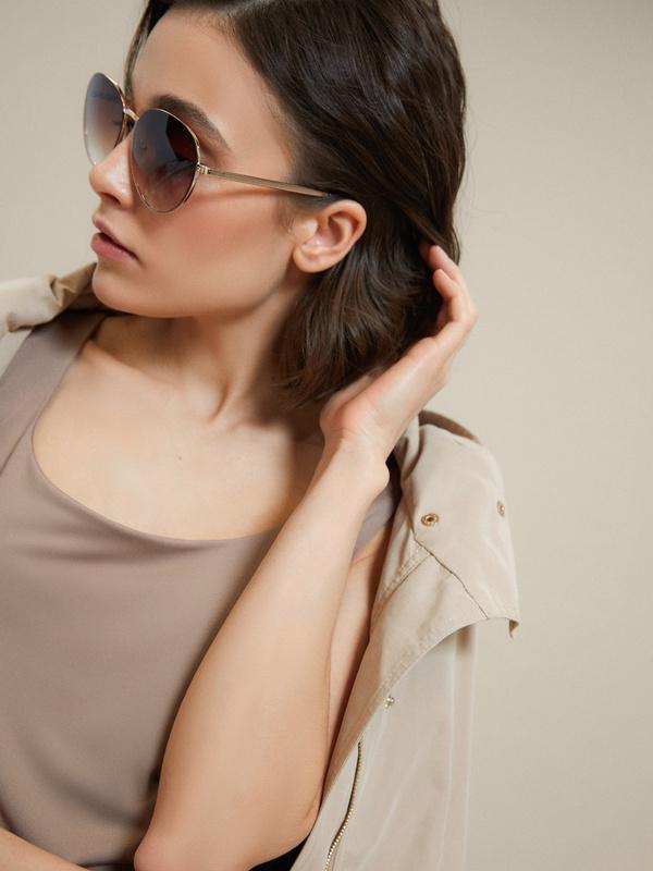 Солнцезащитные очки-авиаторы - фото 2