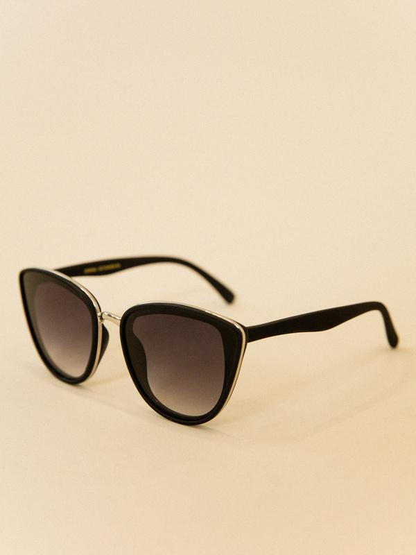 Солнцезащитные очки «кошачий глаз» - фото 3