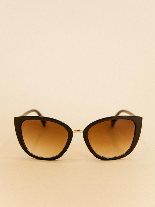 Солнцезащитные очки «кошачий глаз» - фото 2