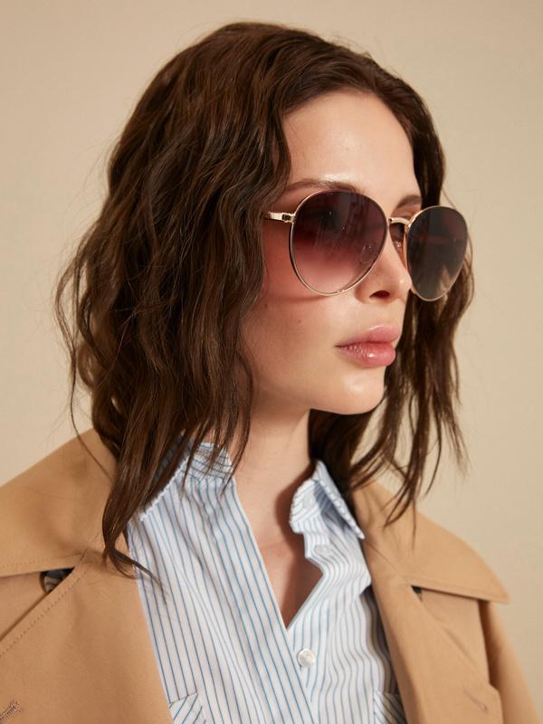 Солнцезащитные очки-авиаторы - фото 4