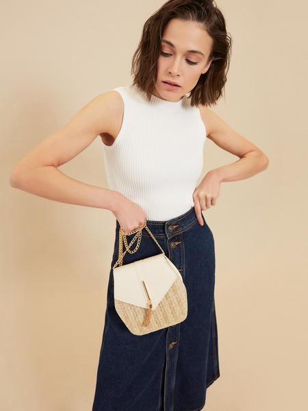Геометрическая сумка - фото 1