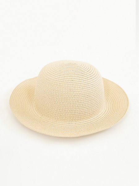 Плетеная шляпа - фото 3