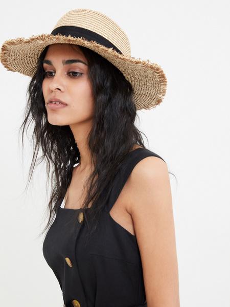 Плетеная шляпа - фото 2