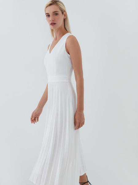 Платье-миди - фото 5
