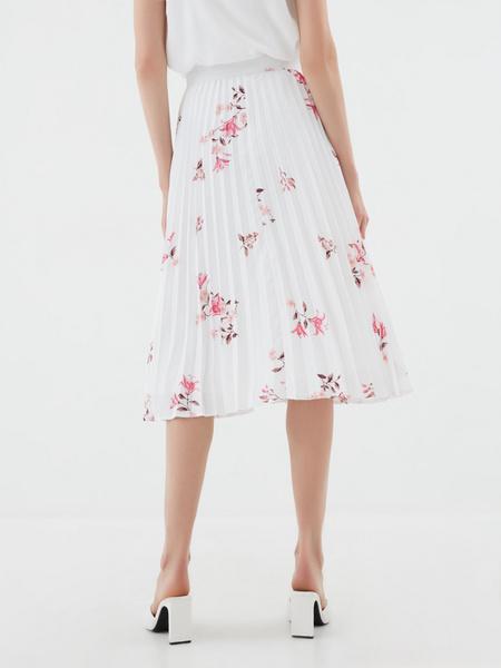 Плиссированная юбка - фото 4