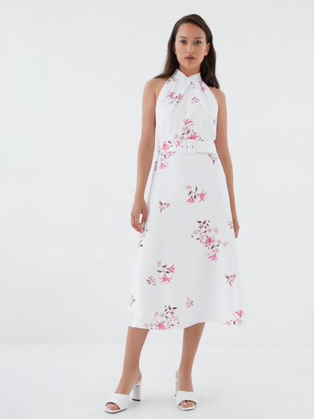 Платье с американской проймой - фото 1