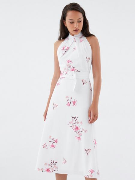 Платье с американской проймой - фото 2