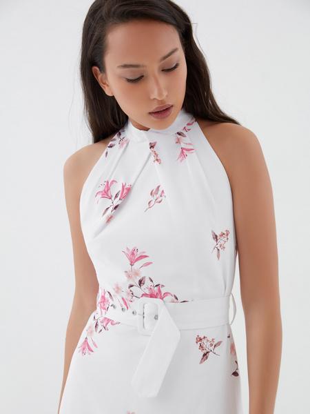 Платье с американской проймой - фото 3