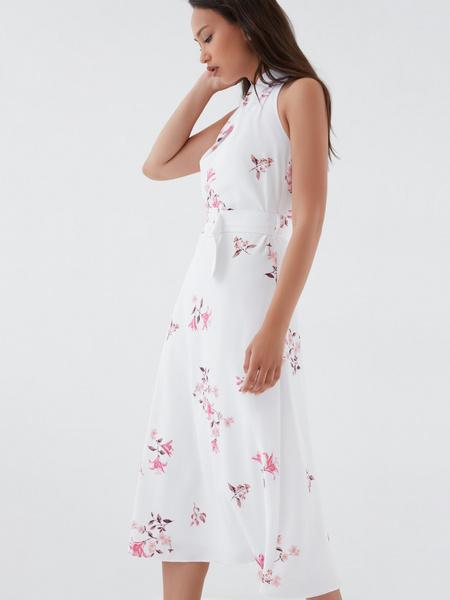 Платье с американской проймой - фото 4