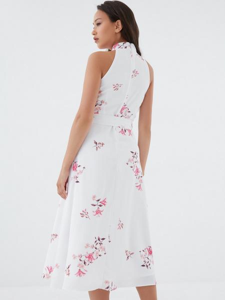 Платье с американской проймой - фото 5