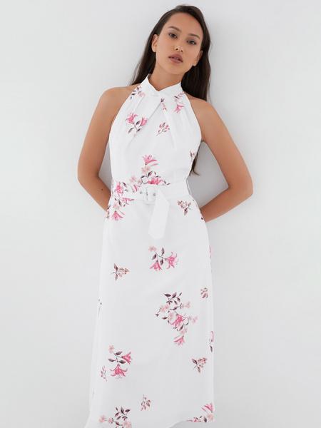 Платье с американской проймой - фото 6