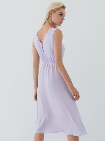 Платье А-силуэта - фото 8