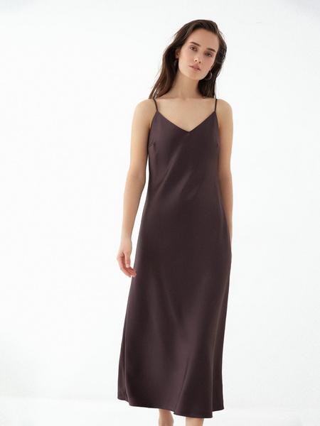 Платье-комбинация - фото 6