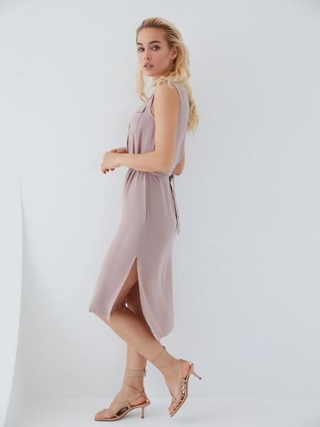 Платье из вискозы - фото 6