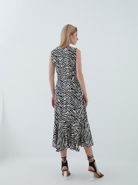 Платье из вискозы - фото 7