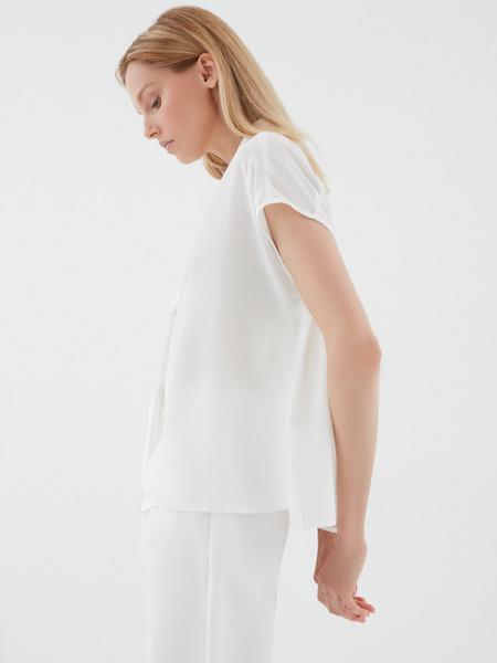 Блузка с пуговицами - фото 3