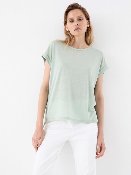 Блузка с люрексом