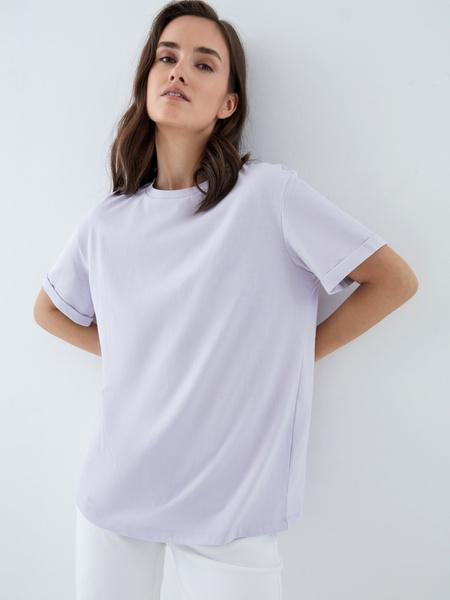 Базовая футболка из 100% хлопка