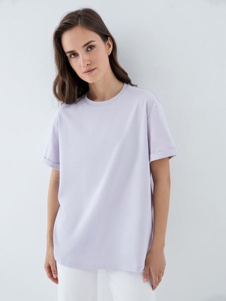 Базовая футболка из 100% хлопка - фото 2