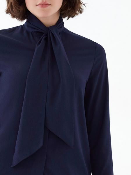 Блузка с завязками - фото 3