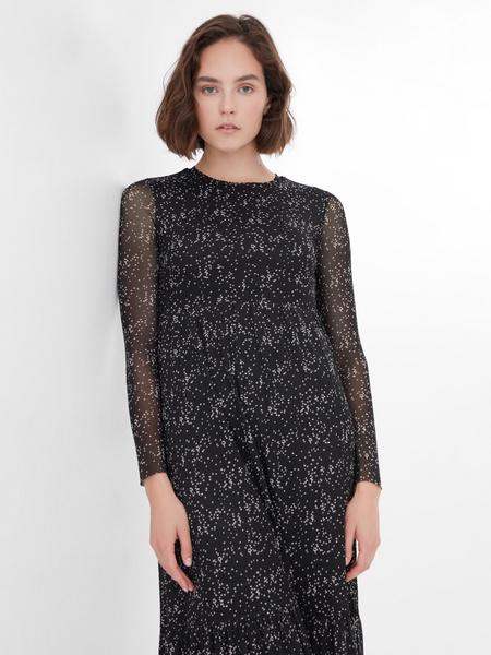 Платье с воланом - фото 2