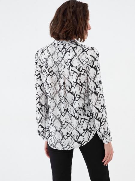 Блузка из 100% вискозы - фото 5