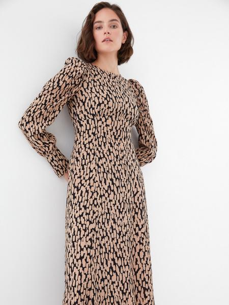 Платье из 100% вискозы - фото 1