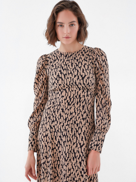 Платье из 100% вискозы - фото 4
