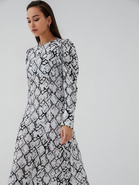 Платье из 100% вискозы - фото 3